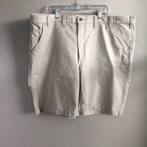 Carhartt Relaxed Fit Khaki Shorts 46